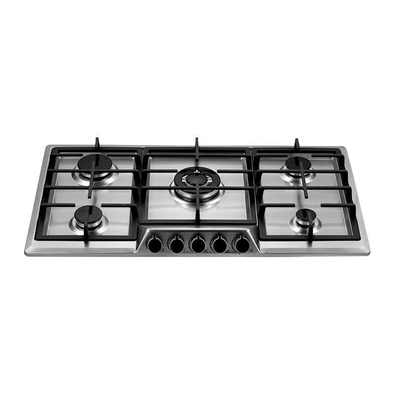 Hot Koop Outdoor Cooktops 5 Pits Gasfornuis
