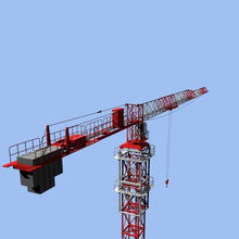 Well-known Tower Crane With Good Price Crane Machine