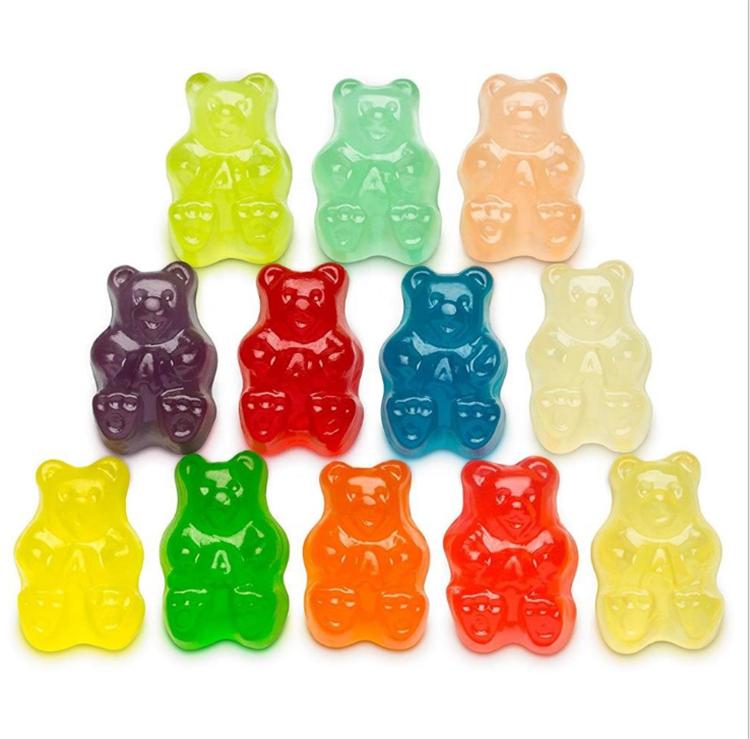 2020 Hot Sale Stress Relief Anti-Fatigue CBD Gummy