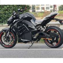 New Model Z1000 Full Size 160km/h Racing Electric Motorcycle 5000w/ 8000w/ 10000w/ 20000w for Adult