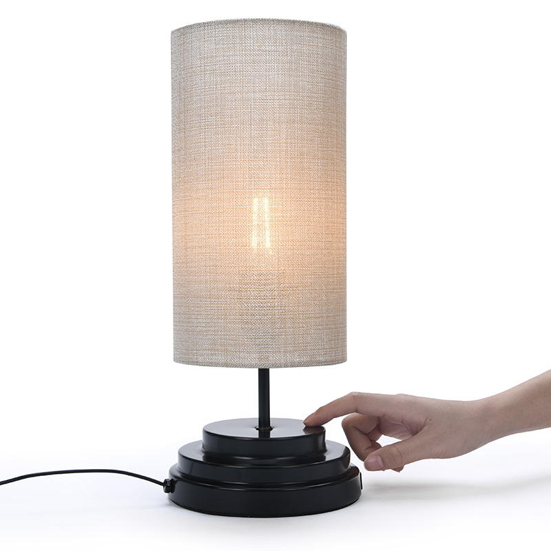 classic creative modern home decorative dining bed side study reading led table lamp