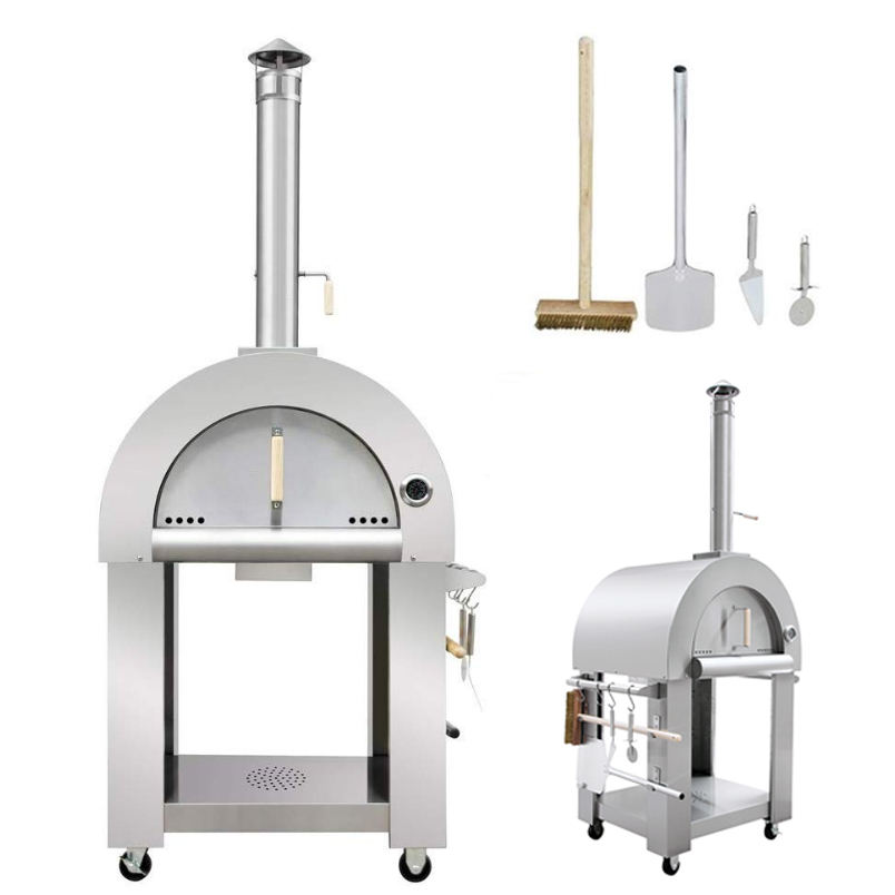 2020 New Style Pizza Oven Hyxion Pizza Oven for wood fire only