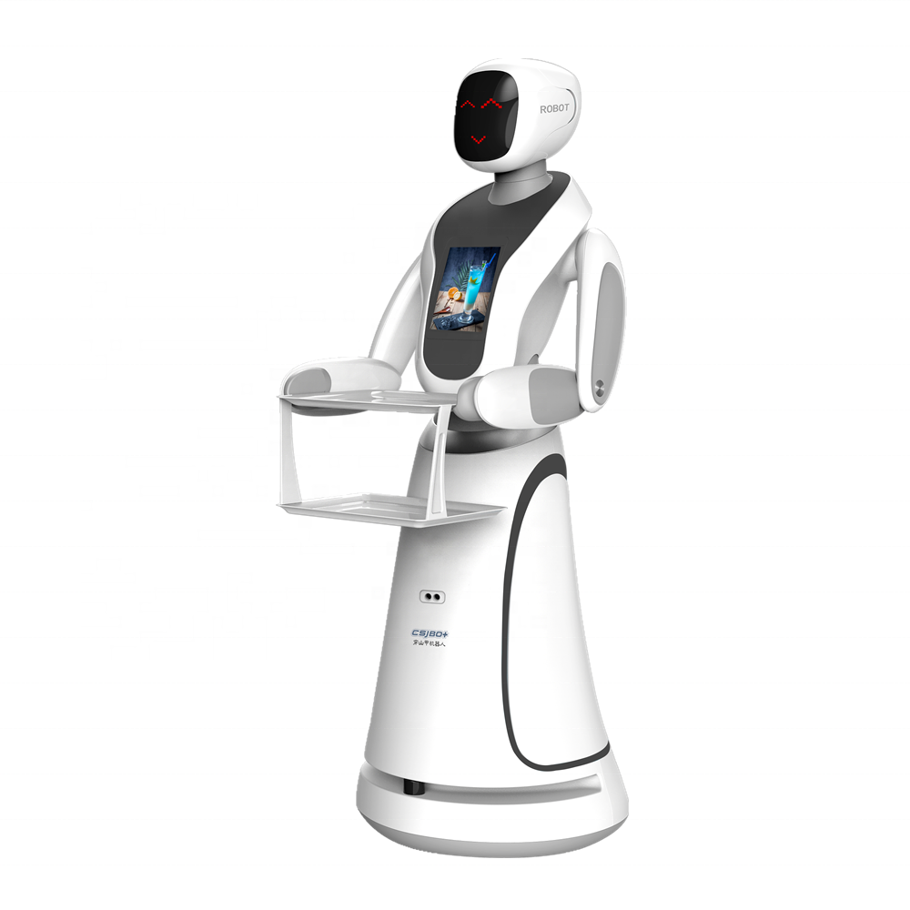 Csjbot Amy Hotel Restaurant Service Robot Waiter for Sale