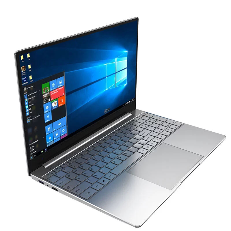 Komputer Laptop Notebook, Game Core I5 I7 15.6 Inci Win 10 Core I3 5005U 6157U