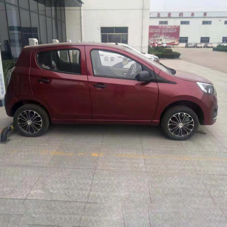 Made In China Cheap Price Actual Maximum Speed 70 Km/H Mini Electric Car Adult Coc Eec For Sale