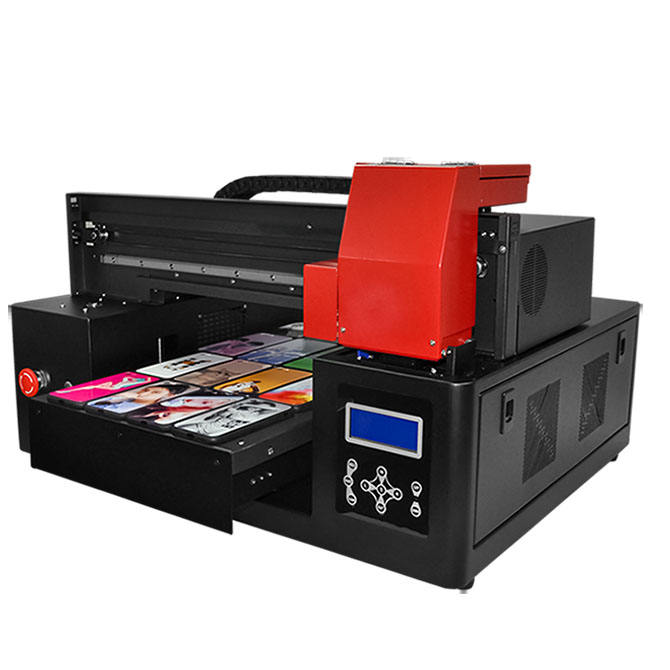 OEM a3 flatbed led uv printer voor cd dvd golfbal tafeltennis drukmachine