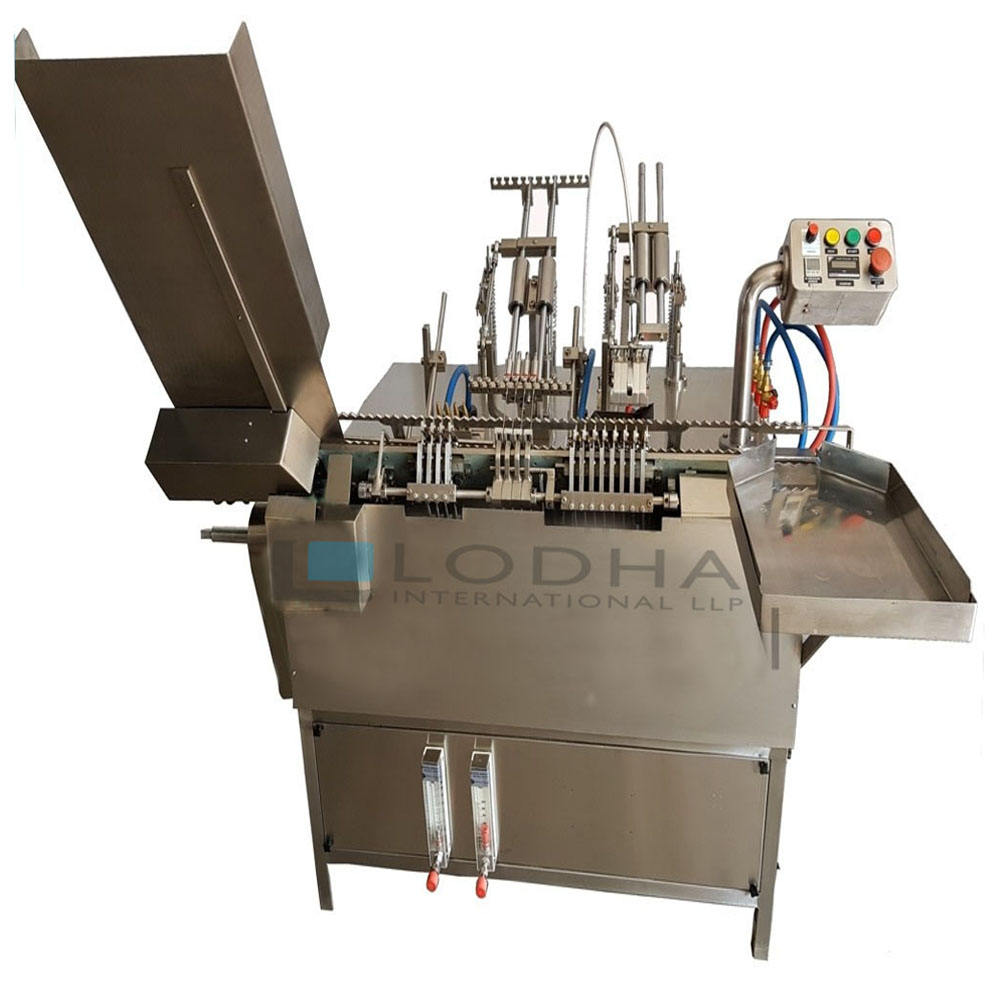 Ampoule Filling and Sealing Machine Price