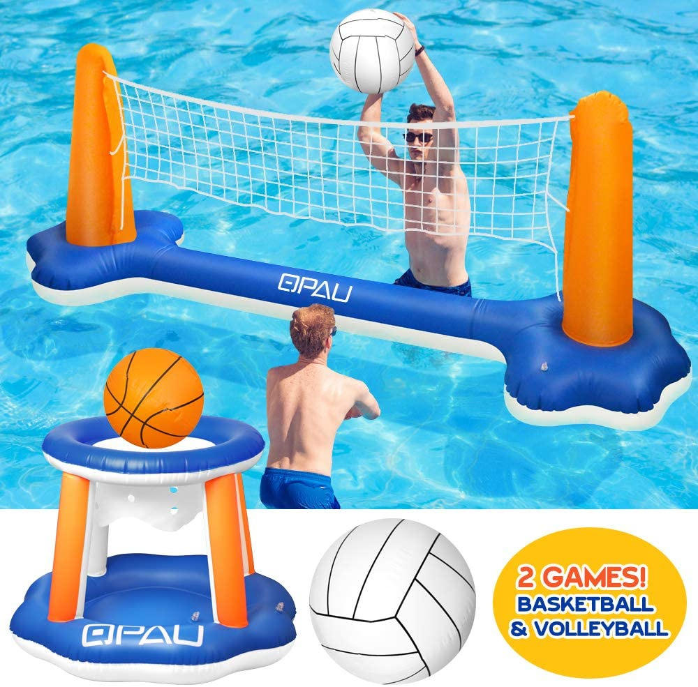 Summer Inflatable Pool Water Toys Volleyball Game Sports Exercise Family Interaction Toy