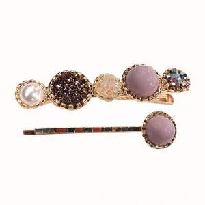 hair clip accessories supplies barrette assembly business at home hair clipart beads bangs decoration diy design ideas
