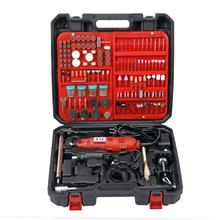 350pcs case electric polish tool set kit,electric grinder