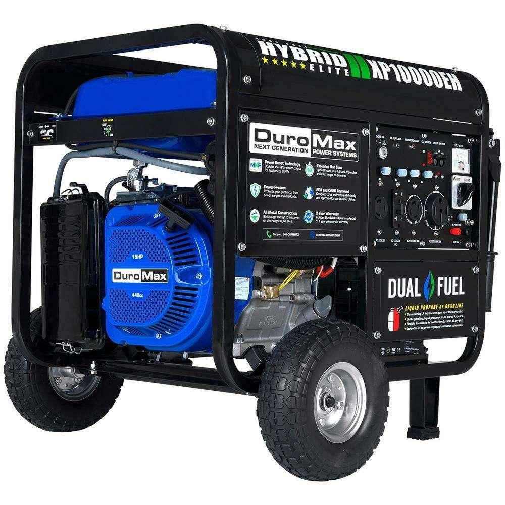 Generator Air Filter Housing Cover For DuroMax DuroStar PowerMax 5.5HP 6.5HP 7HP