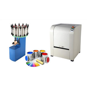 Paint Mixing machine Paint dispensing machine YISON factory price color tinting machine