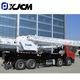 Crawler Crane XJCM 50ton Hydraulic Knuckle Boom Mobile Crawler Truck Mounted Crane For Sale