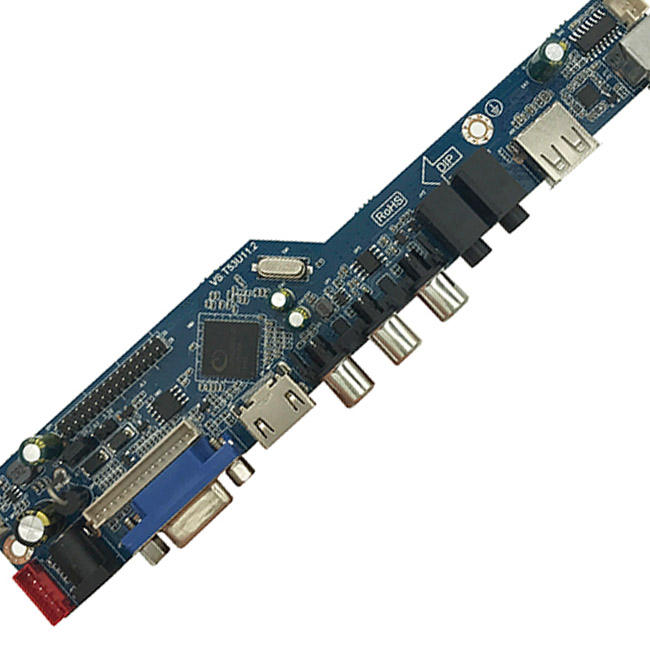 VS.T53U11.2 Universal LCD TV main board, led tv motherboard