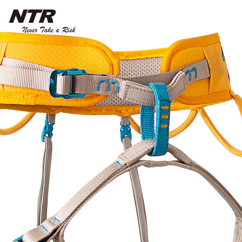 Nylon [ Climbing Harness ] Climbing Harness Outdoor Rock Climbing Harness