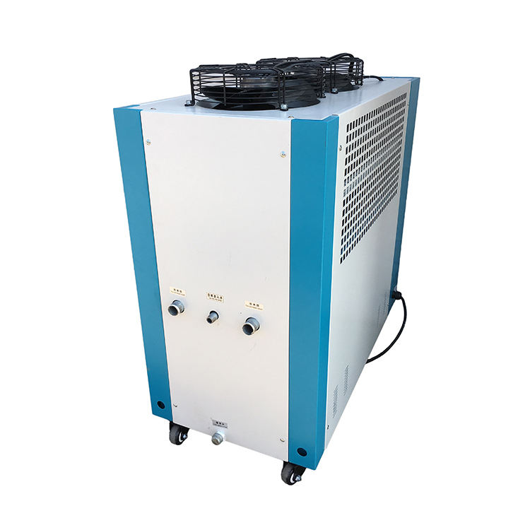 Wholesale Price CE Standard Water Chiller Cooling System Plastic Industry 5 Ton Water Chiller