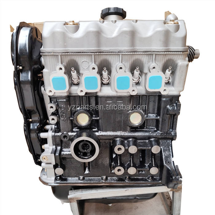 Hot Selling Aluminum and Iron F10A Long Block Engine With 4 Cylinder for Suzuki for Wuling