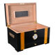 Hot selling handmade luxury wooden cigar humidor cabinet