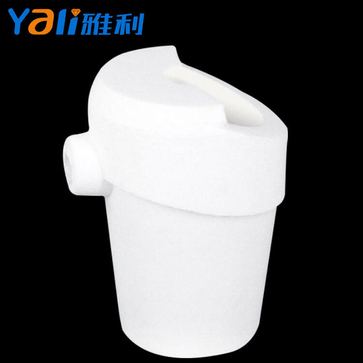 1KG/2KG/3KG High Frequency Induction Furnace Ceramic Casting Crucible for Jewelry Making