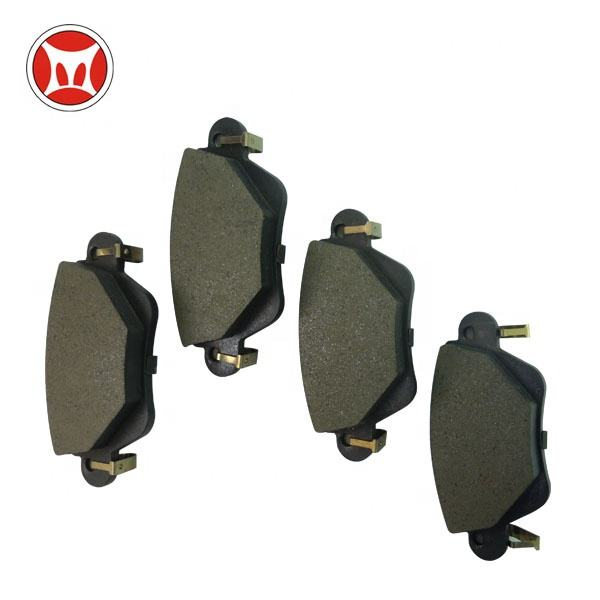 Auto Brake Pads The Car Brake 100% Tested Auto Brake Pad D911 For American Car Ford Mondeo