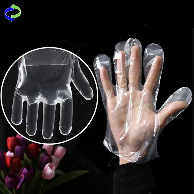 Food Grade New Household Kitchen Products Biodegradable Plastic Disposable Gloves