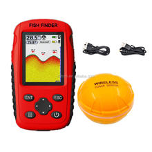 Smart Portable Depth Sonar Fishfinder XF88 Wireless Sonar Sensor Fishing Echo Sounder for baiting