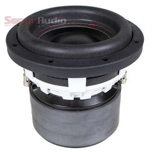 6.5 Inch Auto Subwoofer Spl Speaker Subwoofer 6.5 Inch Car Audio Speaker Spl Bass Concurrentie