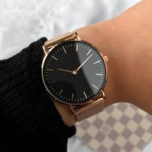 New Design Fashion Domed Crystal Lady Watch Women's Bracelet Watch