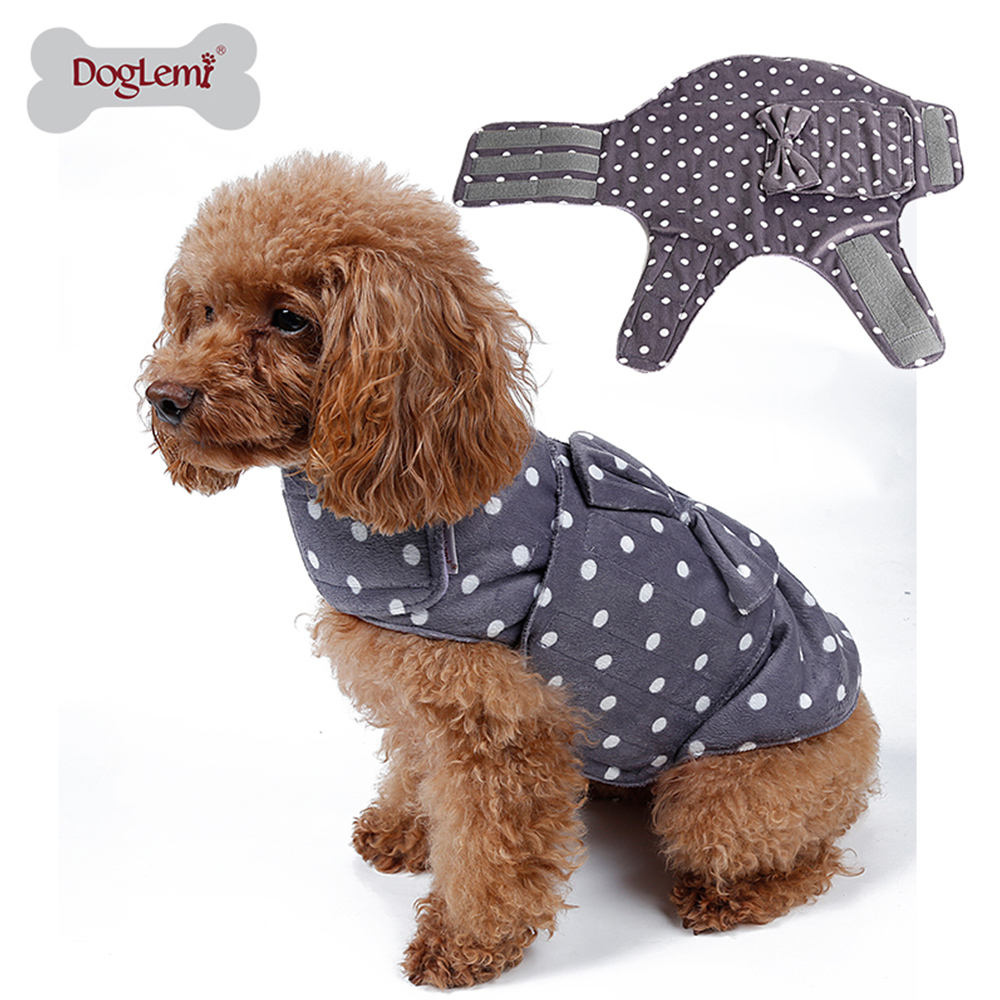 Stress Relief Cute Pet Anxiety Vest Stress Relief Calming Dog Anxiety Jacket
