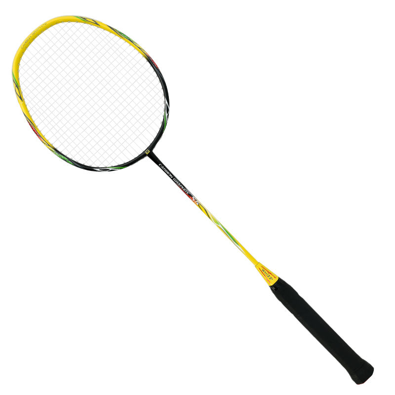 WHIZZ Ready to ship fast delivery S5 aluminum alloy 3U badminton rackets