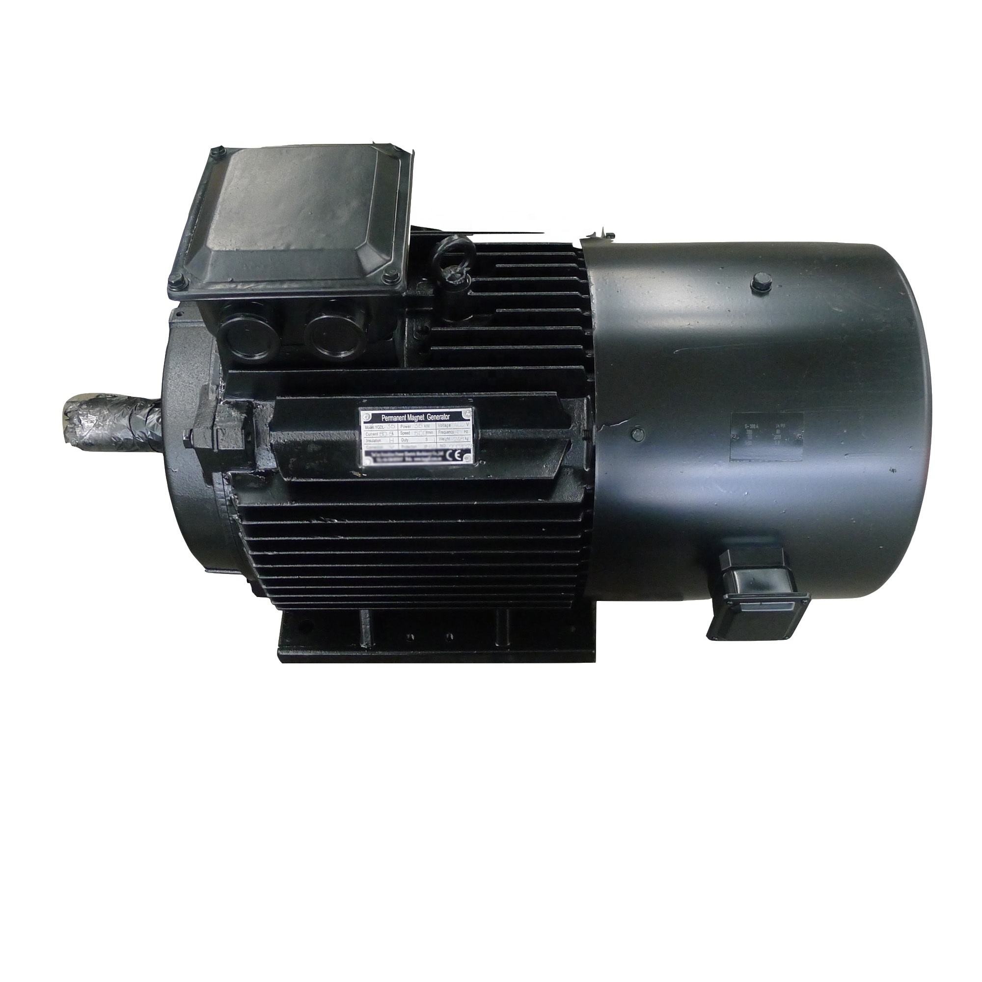 High efficiency low torque 30KW 50kw 60kw 100kw permanent magnetic motor free energy with free energy generator flywheel