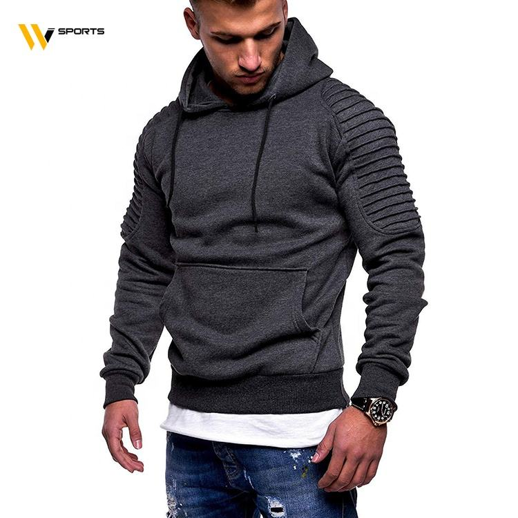 2020 High Quality slim fit tracksuit men and sweatshirt pant