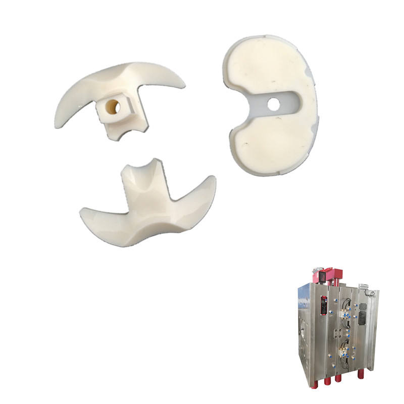 Special Material Injection Mould for Medical Parts Artificial Joint Plastic Injection Moulding