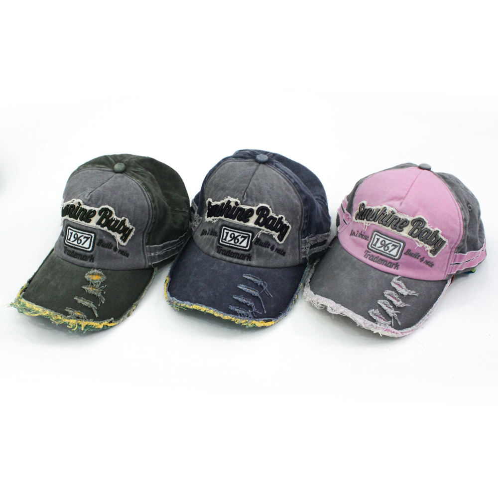 One-Stop Service [ Caps ] Baseball Caps For Men Wholesale Custom Made Cheap Men Hat 6 Panel Embroidery Baseball Caps For Fishing