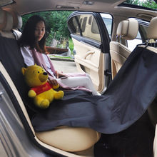 car cuddler bucket seat cover dog bed / car trunk pad for dog