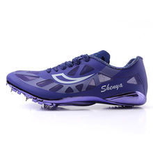 men and women race special running shoes comfortable fashion spikes running shoes