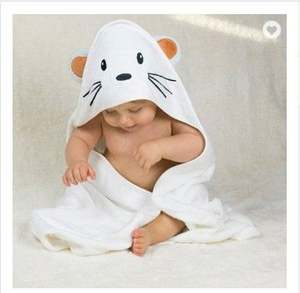 Hooded Baby Towels Towel Towels Bath Good Quality Hooded Baby Bath Towels Animal Customized Face Towel
