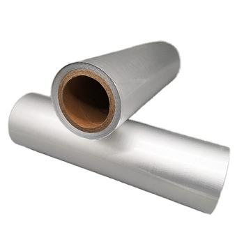 Roof Heat Insulation pe laminated silver aluminum foil paper Material