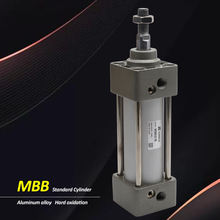 MBB MDBB SMC standard with end lock pneumatic air cylinder