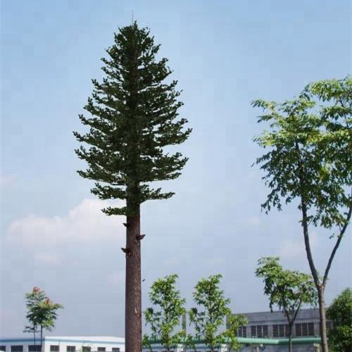 China Provide Camouflaged Tower Telecom Bionic Artificial Tree Tower