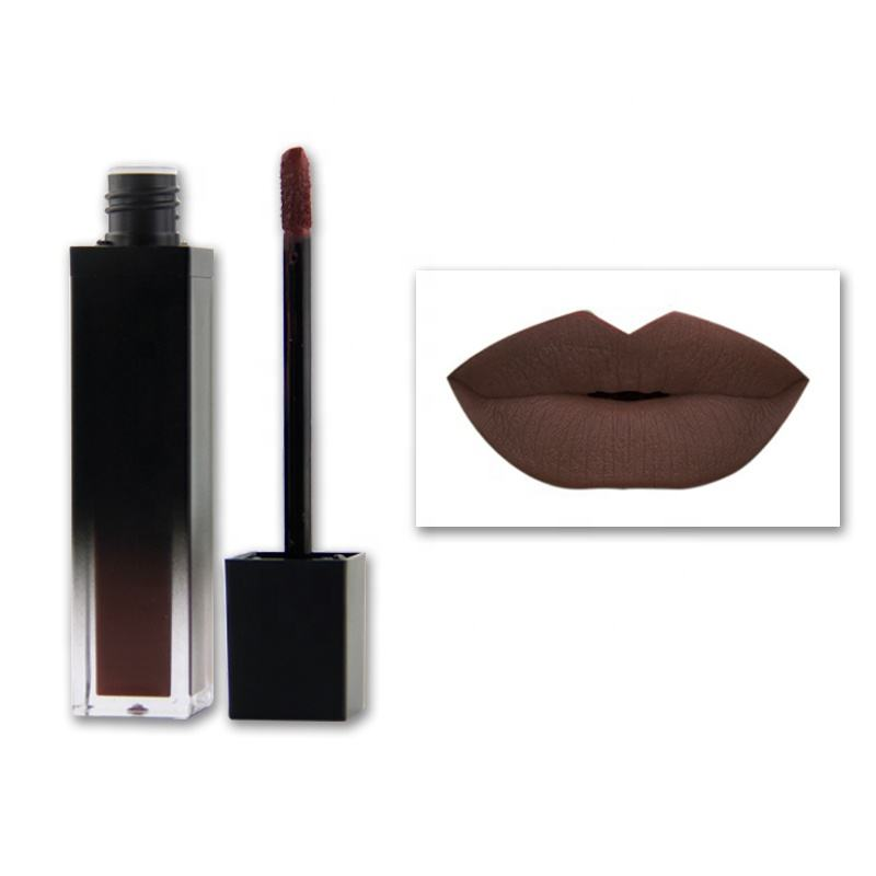 Private Label Matte Lip gloss New Style Großhandel OEM Mineral Vegan Sweet Nude Shiny Glossy Lip gloss Wasserdicht