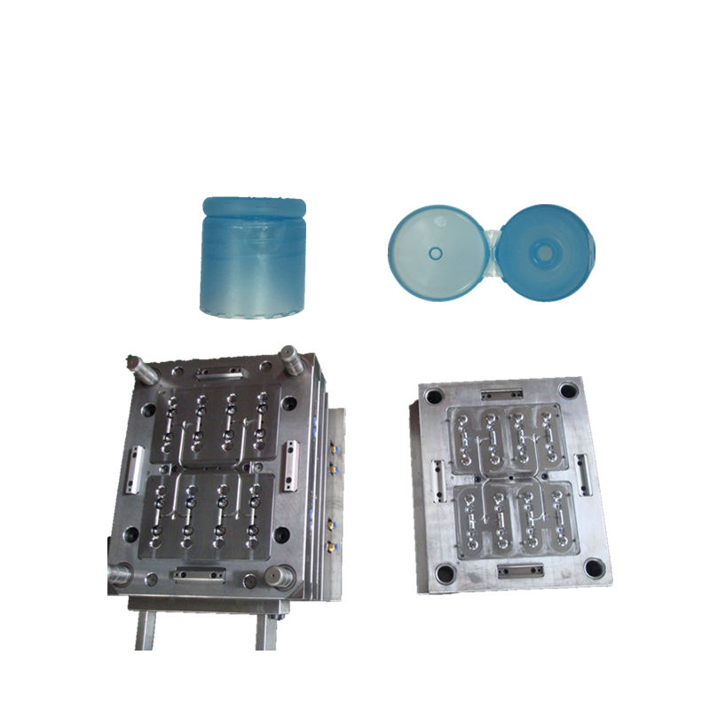 injection bottle cap steel mold plastic mould