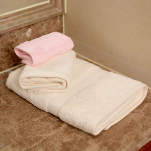 hotel/home use 100%cotton Customizable color quick Dry bath towel hotel
