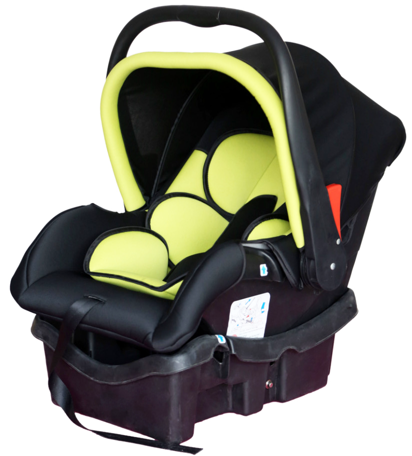 Baby weight 0 - 13 Kg ECE certification group 0 + Infant baby safety car seat for baby age 0 - 15 months