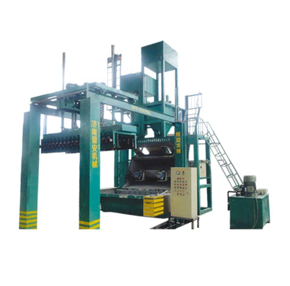 Gypsum Brick Raw Material and Automatic brick maker machine