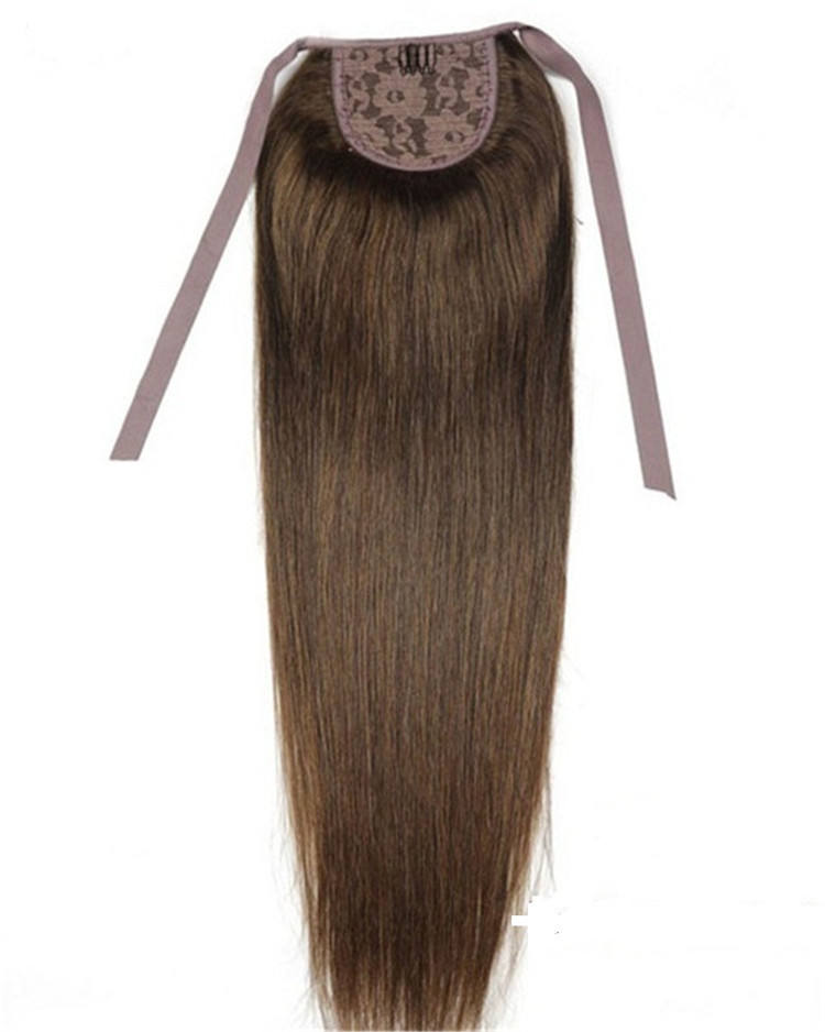 brazilian remy hair extension,woman human hair ponytail hairpieces