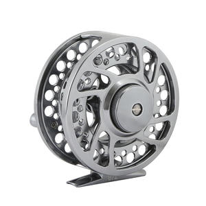 Newbility CNC aluminium fly fishing reel high quality freshwater fly reel