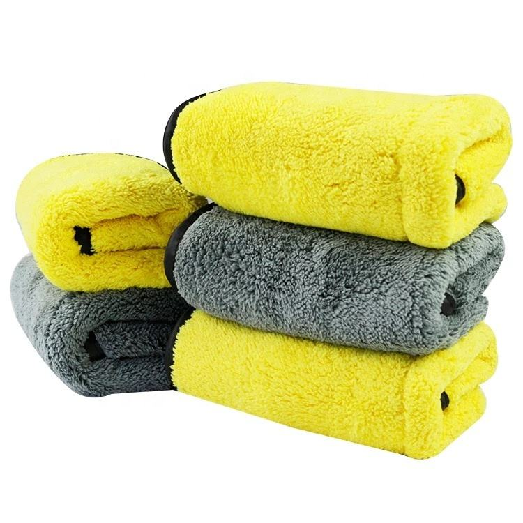Microfiber Cleaning Cloth Premium Professional Soft Microfiber Towel Car Wash Super Absorbent Detailing Drying Car Towel