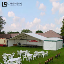 10 x 30 Large Cheap White PVC Wedding Marquee Party Tent For Sale
