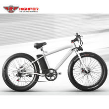 26inch wheel fat tire electric snow bike, bicicletas electricas chinas, electric mountain bike(HP-M03)